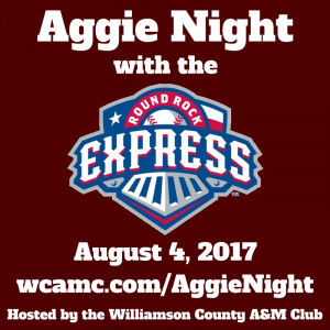 Aggie Night 2017