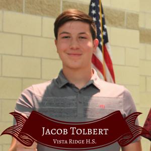 Jacob Tolbert