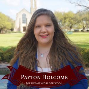 Peyton Holcomb